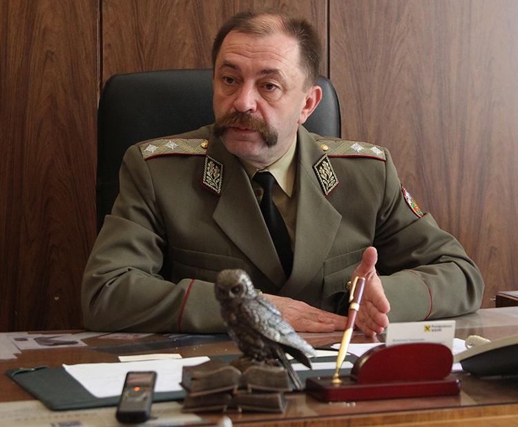 general-major TODOR DOCHEV