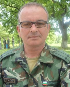 podpolkovnik TODOR NEKEZOV