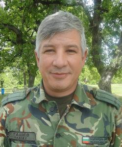 polkovnik KRASIMIR TASHEV