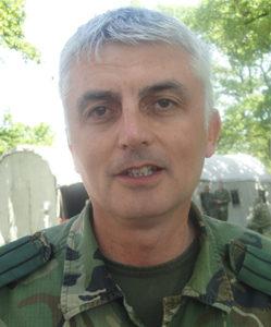 polkovnik  PETYR KRYSTANOV