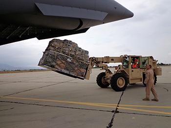 tovarene za misiq na NATO