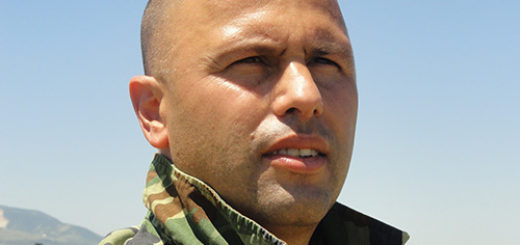 brigaden general Qvor Mateev