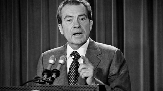 Резултат с изображение за Ричард Никсън