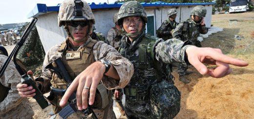 USA KOREA