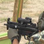 На Црънча се провежда усилена подготовка по стрелба