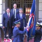Щабният елемент за интегриране на силите на НАТО получи представителен флаг