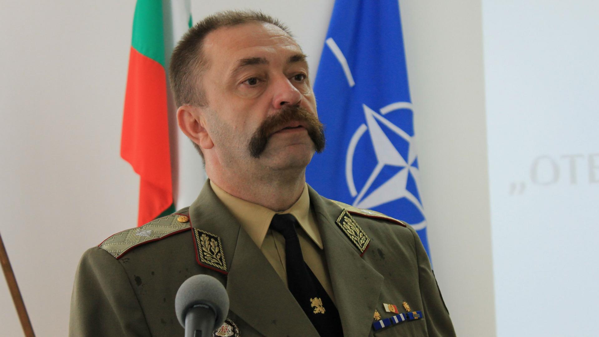 Резултат с изображение за Генерал-майор Тодор Дочев