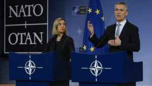 NATO Foreign Ministers meeting