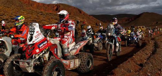 Dakar Rally - Day Four