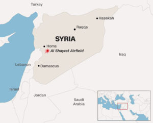 16 - map Syria