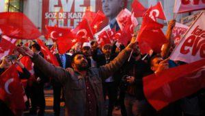 TURCIA PROTEST