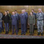 Министърът на отбраната Стефан Янев награди представителния отбор от зимните игри в Сочи