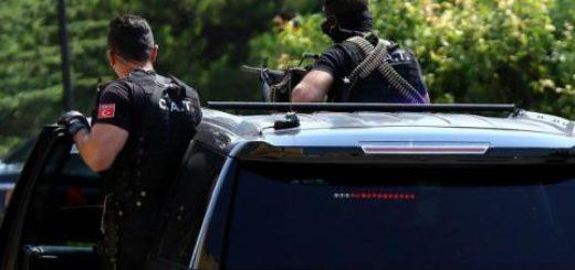 turcia police