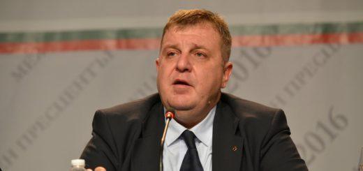 Историкът – министър Красимир Каракачанов влиза в МО