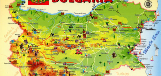 bulgaria-tourist-map