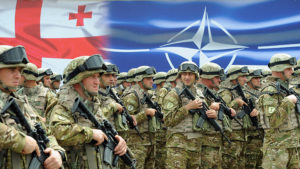 GEORGIA-NATO-MILITARY-RUSSIA-DIPLOMACY