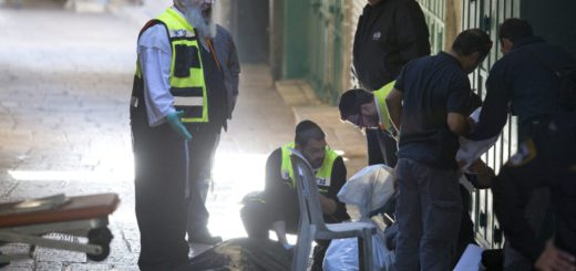 Stabbing attack in the Old City of Jerusalem