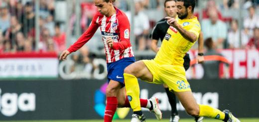 Club Atletico de Madrid v SSC Napoli - Audi Cup 2017