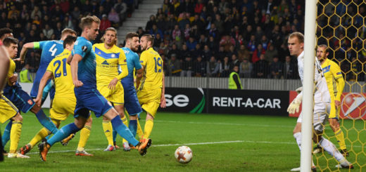 BATE Borisov v Arsenal FC - UEFA Europa League