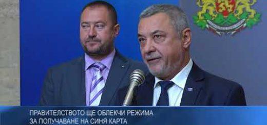 """Правителството ще облекчи режима за получаване на """"синя карта"""""""