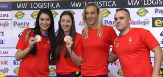Антонина Зетова за историческия успех на националния отбор по волейбол до 23г