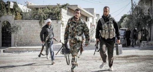 Syria terrorists infighting intensifies in Deir al-Zor