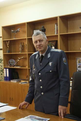 10 - ген.майор Цанко Стойков
