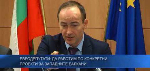 Евродепутати: Да работим по конкретни проекти за Западните Балкани