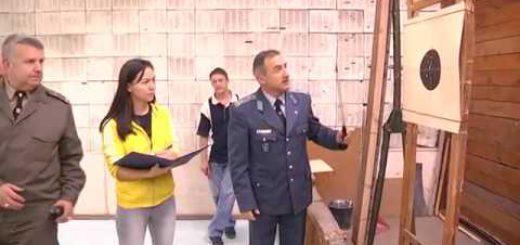 Софийско гарнизонно първенство по стрелба с пистолет Макаров