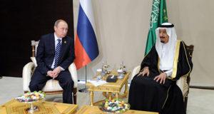 rusia saudi arabia