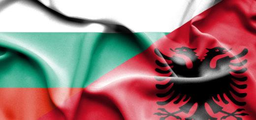 Albania and Bulgaria