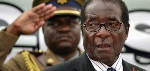 Zimbabve-Mugabe
