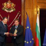 Министерството на отбраната награди проф. Крум Кацаров