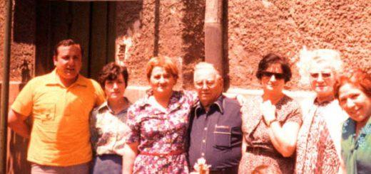 Михо Колумбия в средата