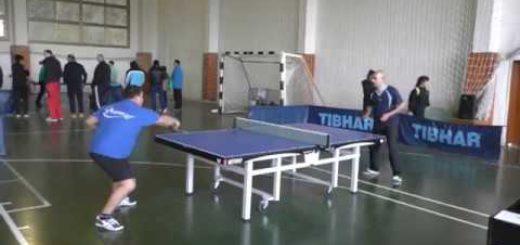 Започна отборната надпревара в ДВЛОП по тенис на маса