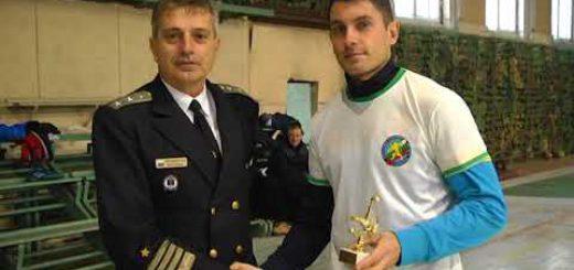 Отборът на ВВС стана шампион по футбол на Софийското гарнизонно първенство