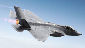 iztrebitel F-35