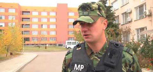 Служба Военна полиция отбеляза 26 години от възстановяването си