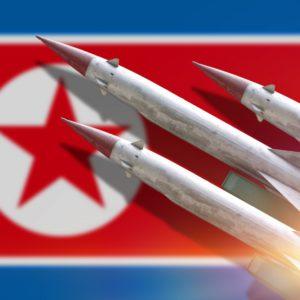 raketi Korea