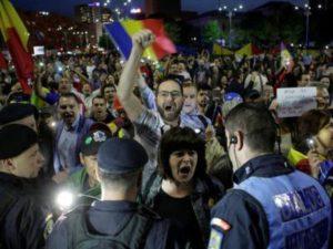 Romania-protesti