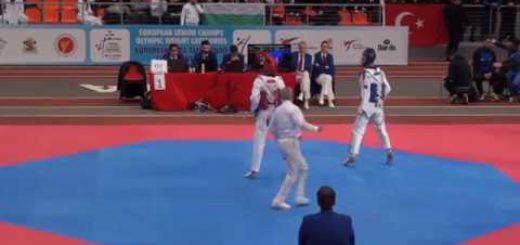 В София започна ЕП по по таекуондо в олимпийските категории