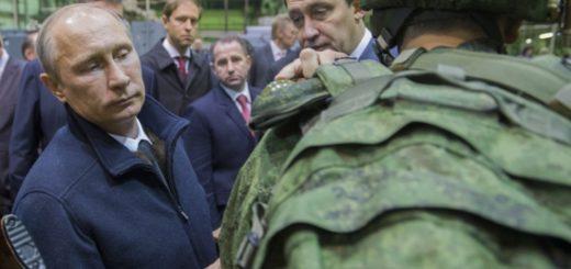 Putin-army