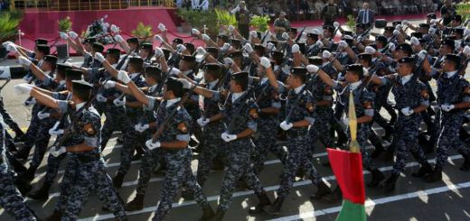 Irak-parad