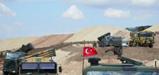 Turkish-Idlib, Syria