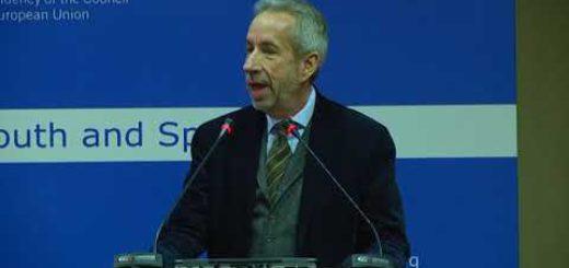 Красен Кралев откри международен семинар за предотвратяване на употребата на допинг