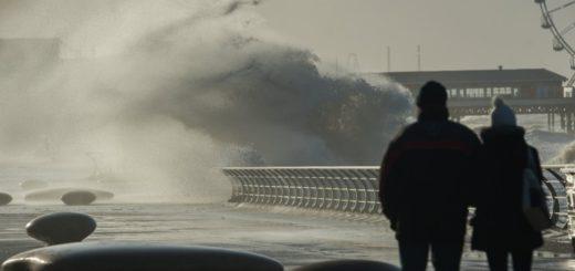 Storm Eleanor hits Britain