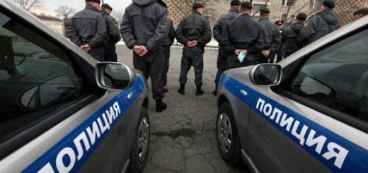 RUSIA POLICIA