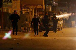 Tunis_protesti