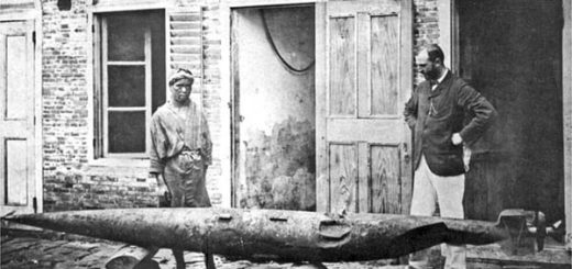 Торпедото на Уайтхед, 1875 г.