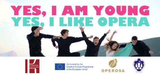 plakat Young@opera
